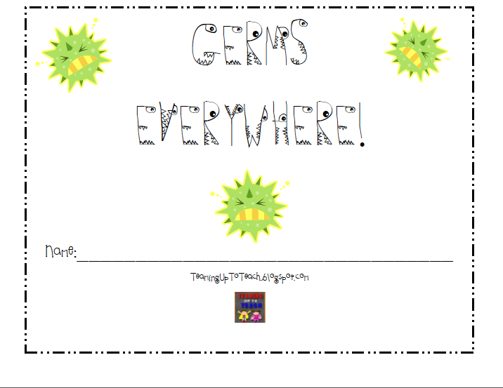 Germ lesson plans for third grade