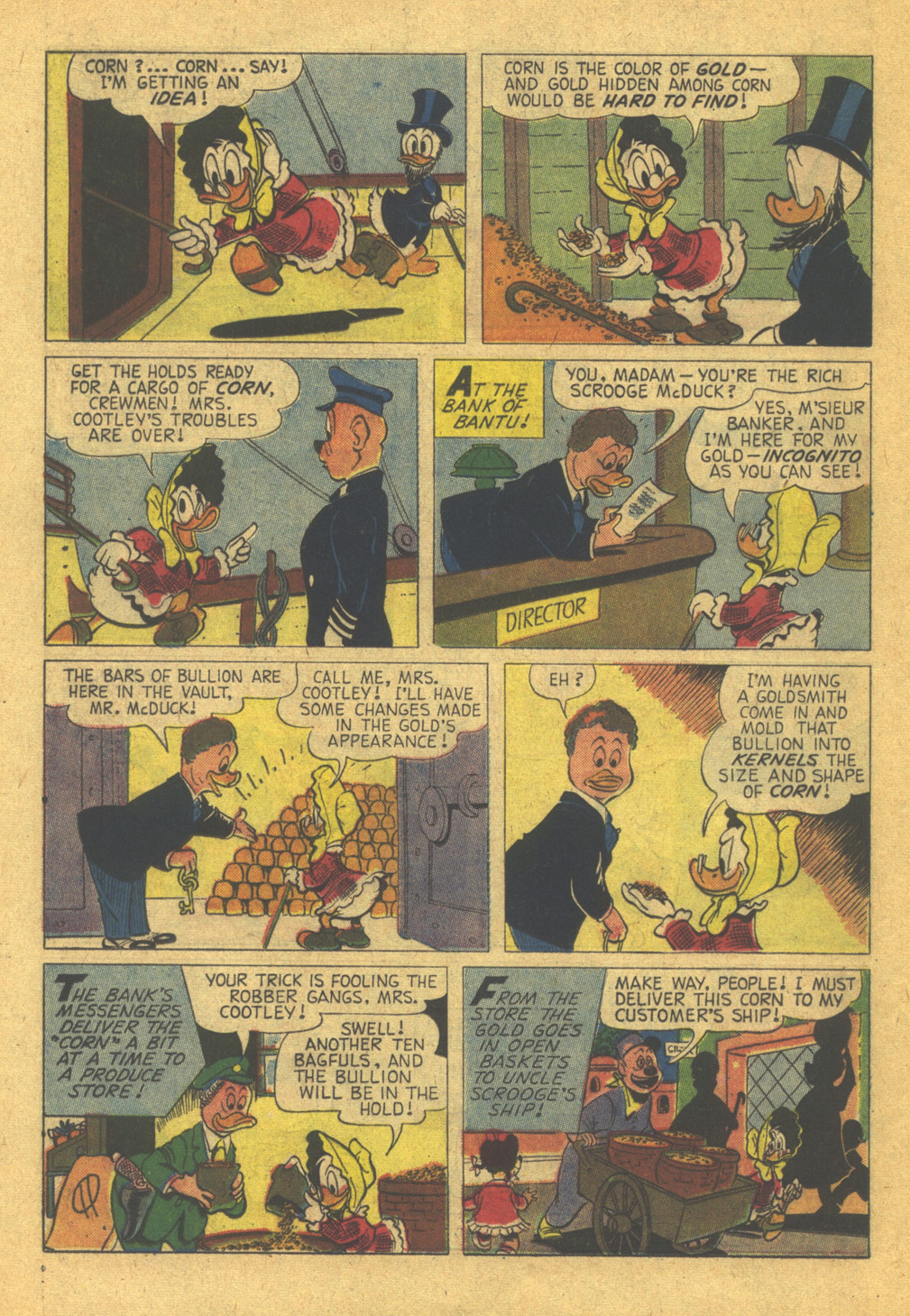 Uncle Scrooge (1953) Issue #31 #31 - English 12