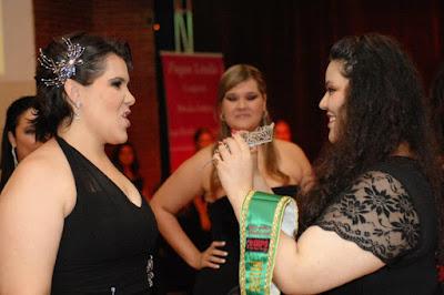 Premiação: Miss Brasil Simpatia Plus Size