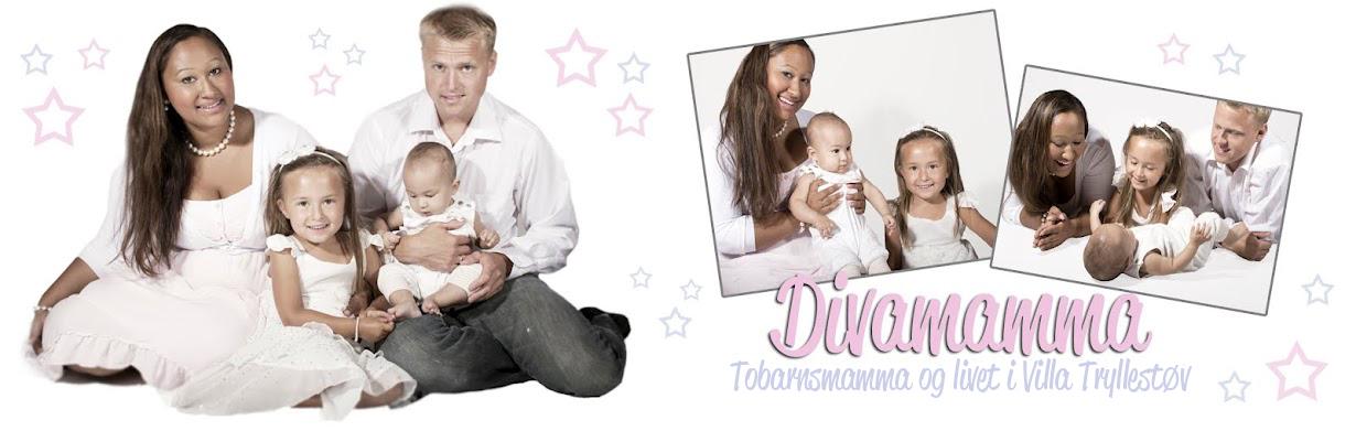 Divamamma & Villa Tryllestøv ♥