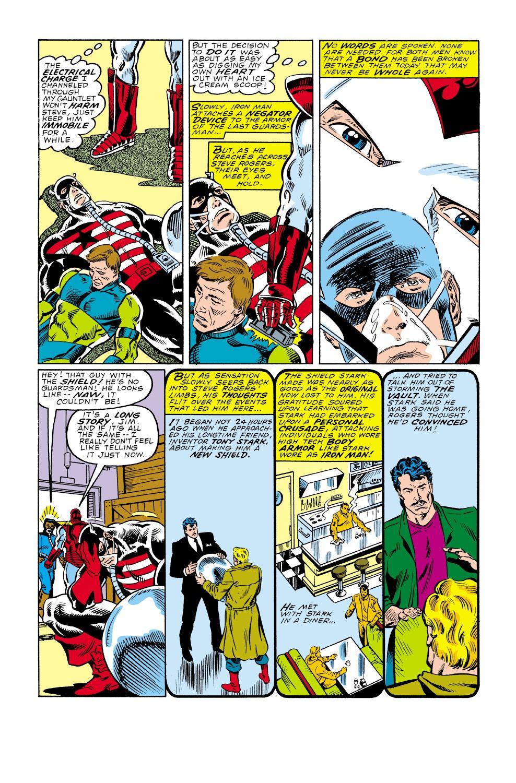 Captain America (1968) Issue #340 #270 - English 3