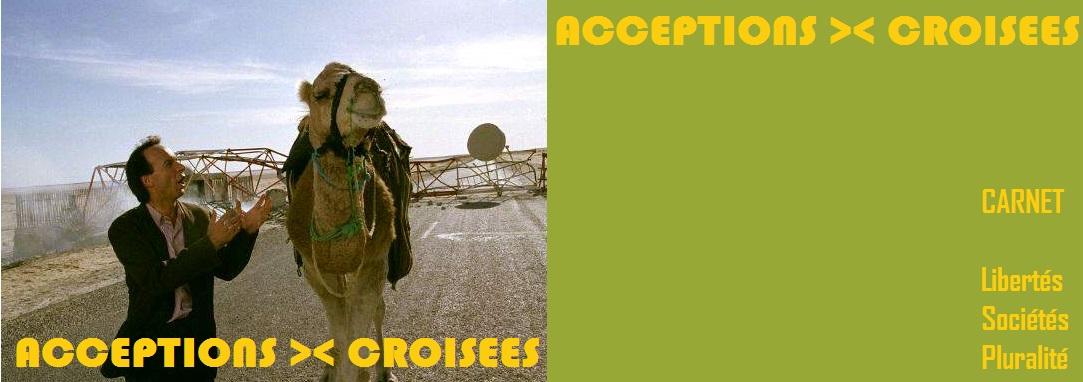 acceptions >< croisées