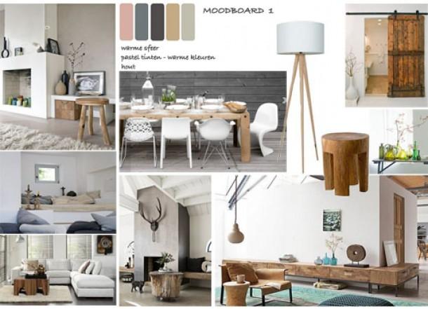 Beautiful Cognac Kleur Combineren Interieur Contemporary - Huis ...