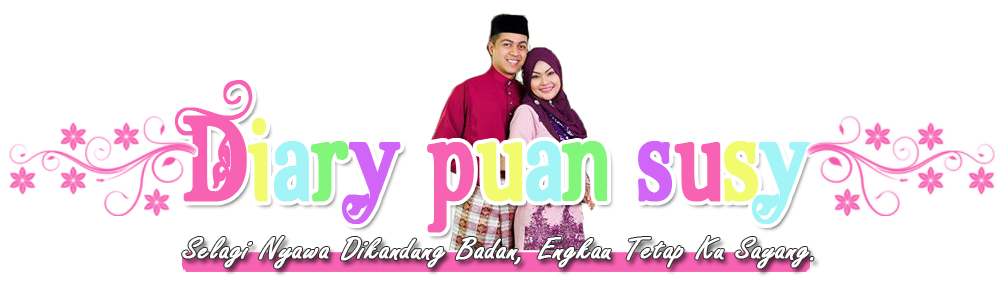 Diary Puan Susy