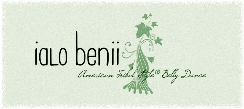 ialo benii - Tribal Style Belly Dance