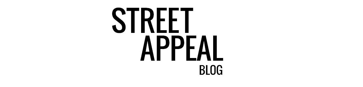 STREET APPEAL // BLOG