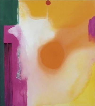 L'espressionismo astratto di Helen Frankenthaler