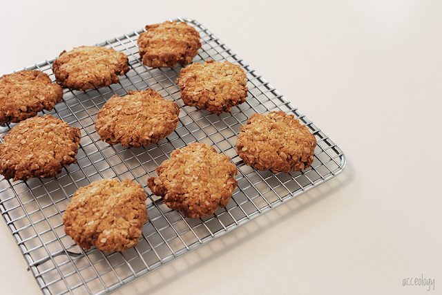 anzac biscuits recipe