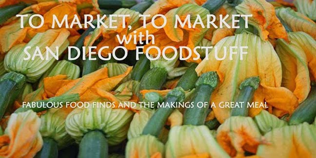 To Market, To Market with San Diego Foodstuff