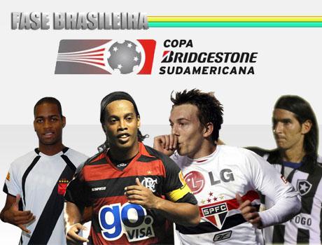 Fase brasileira da Copa Sul-Americana