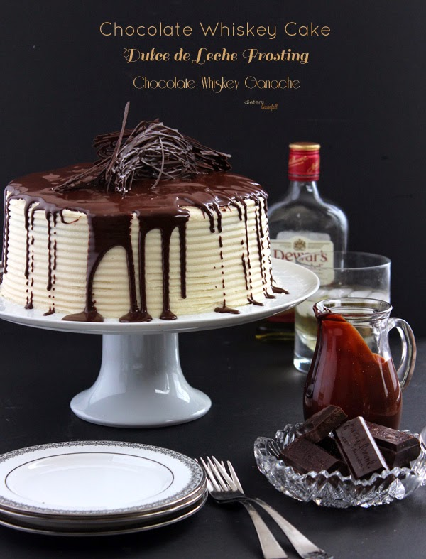 Whisky Cake Private Event