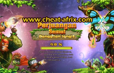 Cheat Perjuangan Semut Gold Permanent New | cheat-afrix