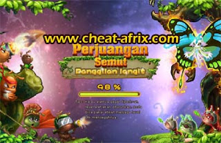 Cheat Perjuangan Semut Gold Permanent New