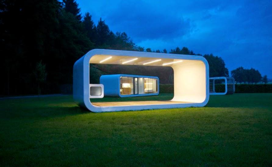 Mejor casa prefabricada 2014