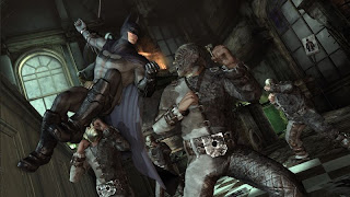 Batman: Arkham City Completo [XBOX 360]