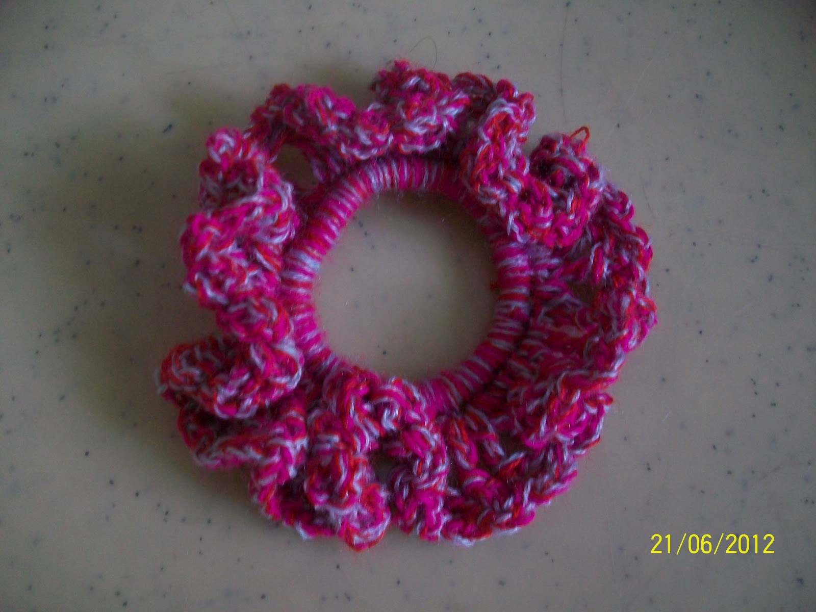 Crochet Hair Accessories : Girlies Crochet: Hair Accessories Crochet