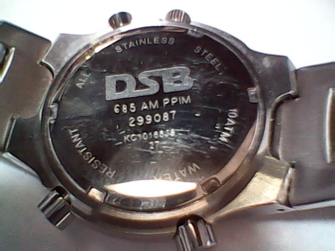 1c33b79efc3 Esse modelo da Condor anadigi tem caixa de aço inox