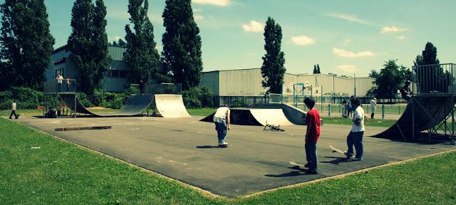 skatepark morangis