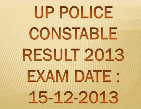 Check UP Police Constable Exam Result 2013 Merit List at www.prpb.gov.in