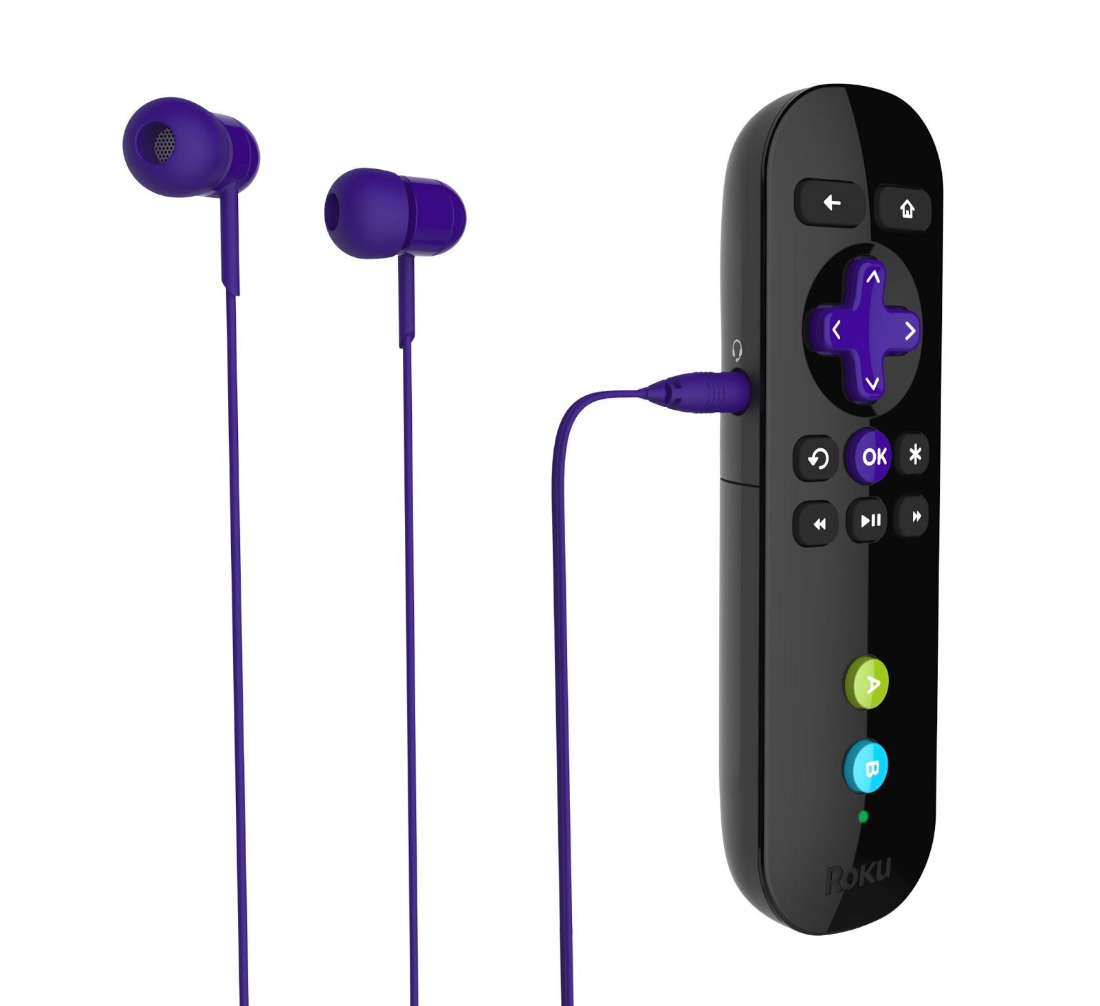 Roku 3 Remote