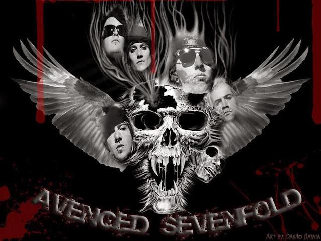 Gambar Avenged Sevenfold