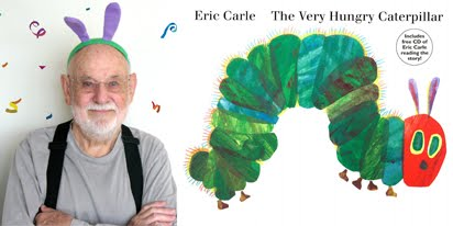 Eric Carle is at the High!