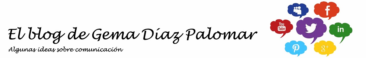 El blog de Gema Díaz Palomar