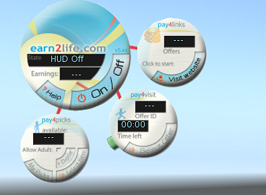 how to make a dance hud in second life