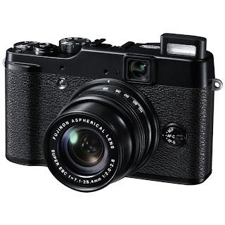 Fujifilm X10 - 12 MP