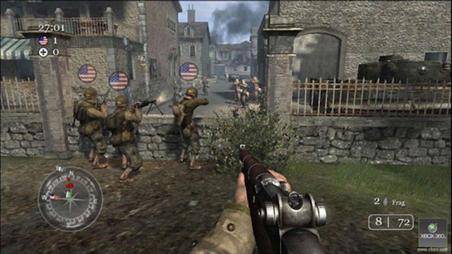 call of duty 2 v 1.3 crack