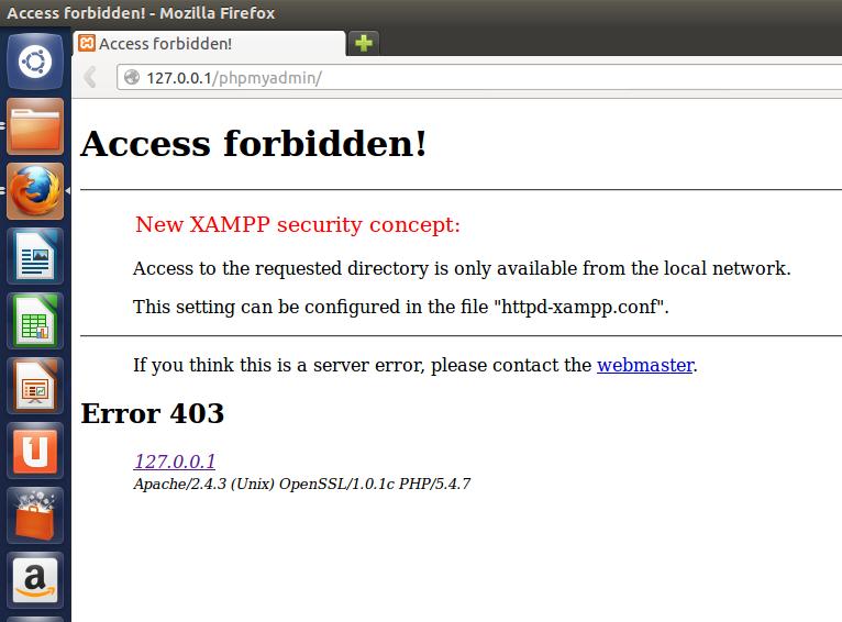 how to install xampp on ubuntu 14.04 lts