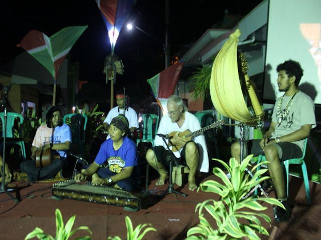 Festival Kampong Temenggungan 2016.