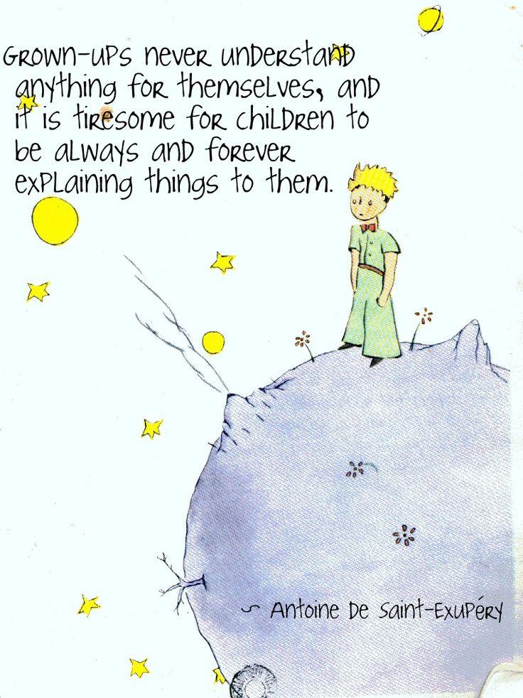 Romantic Love Quotes For You 60 Brilliant Antoine De Saint Exupéry Fascinating Little Prince Love Quotes