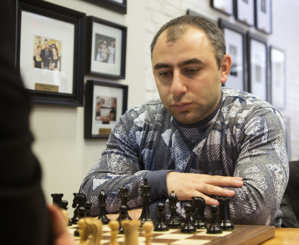 Varuzhan Akobian en el US Chess Champs