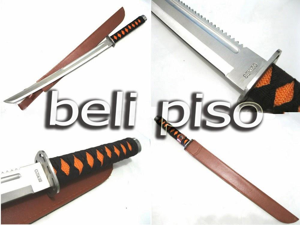 Jual Samurai Sekizo belipiso.com