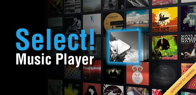 Select! Music Player v1.0.3 APK