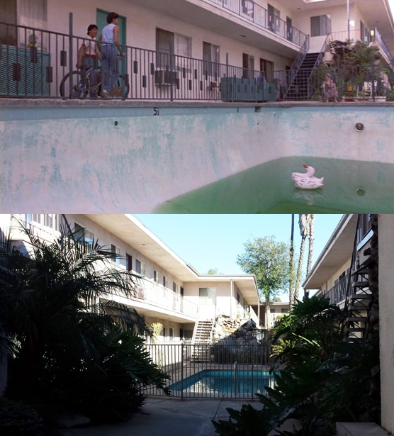 Then Now Movie Locations The Karate Kid