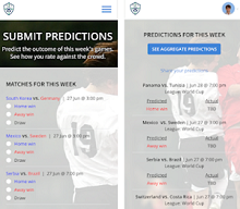 Sport App of the Week – Soccer Predictor Leagues