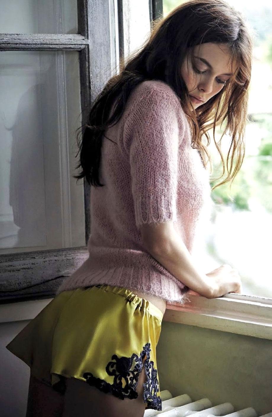 Sogni e risvegli, Vanity Fair Style August 2014 (photography: Pamela Hanson, styling: Sciascia Gambaccini, model: Elizaveta Adamenko