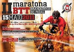 """II Maratona de BTT """"Branquinhos do Pedal"""""""
