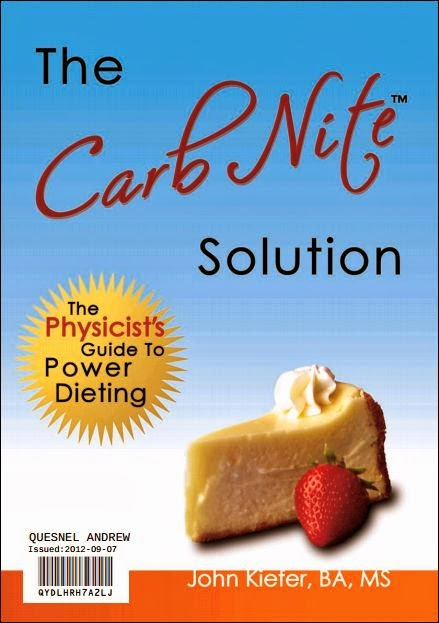 Carb Nite Solution eBook PDF Diet Plan