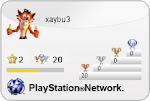 Xaybu PSN account