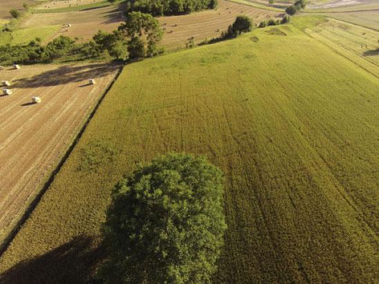 Un ancien village perdu découvert dans les Apennins en Italie