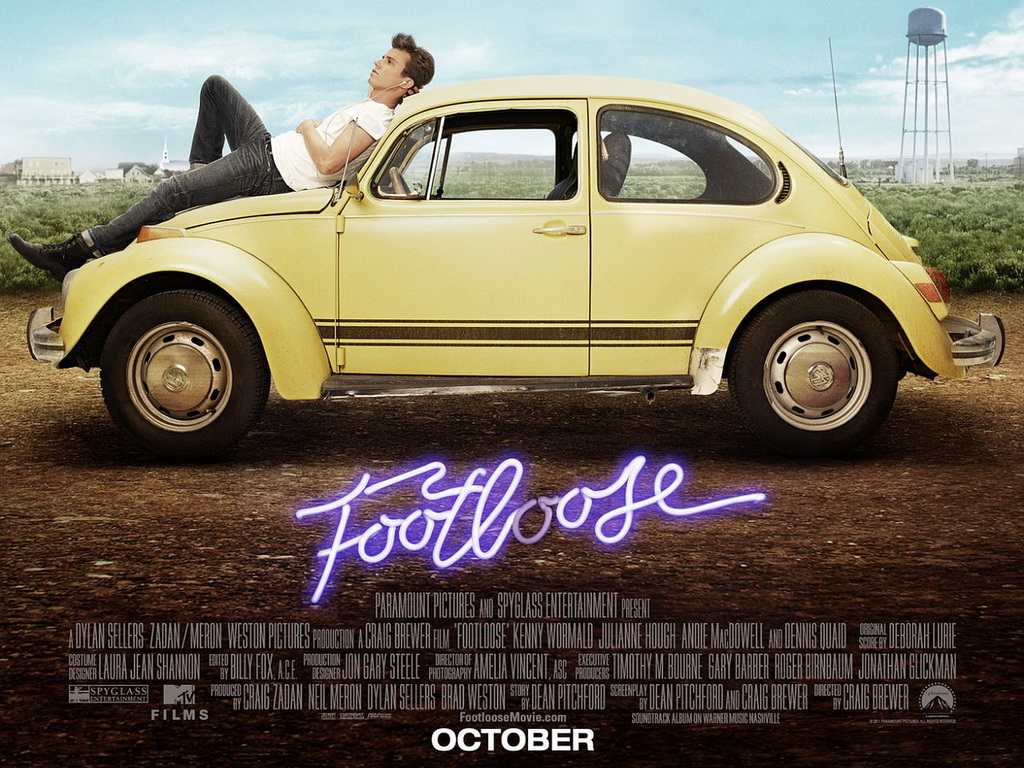 Original Footloose Movie