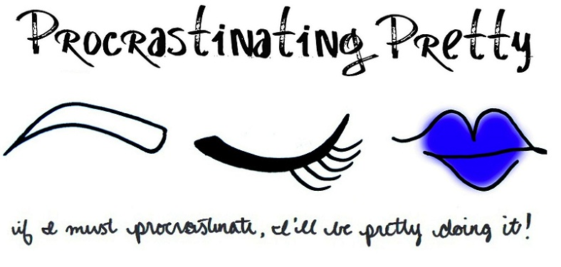 Procrastinating Pretty