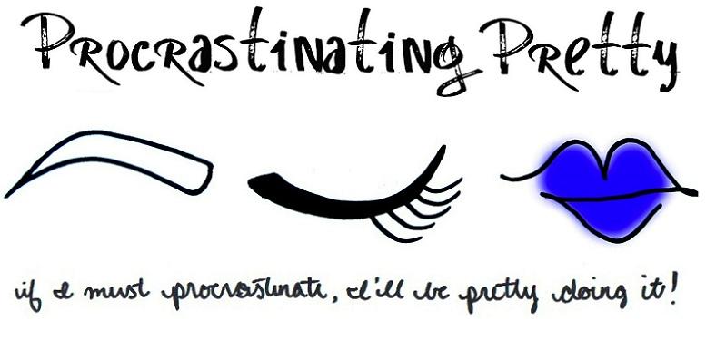 Procrastinating Pretty