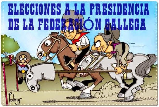 Comienza la carrera electoral, pincha en un caballo