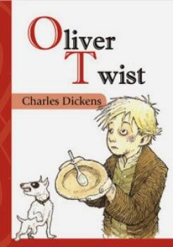 Portada del libro oliver twist para descargar en epub y pdf gratis