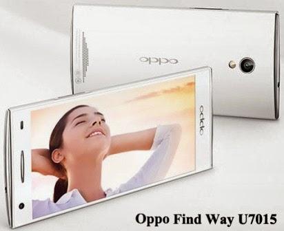 Spesifikasi Oppo Find Way U7015, Harga Oppo Find Way U7015 baru, Harga Oppo Find Way U7015 bekas