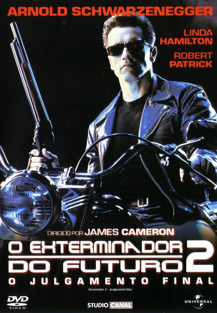 O Exterminador do Futuro 2: O Julgamento Final - DVDRip Dual Áudio